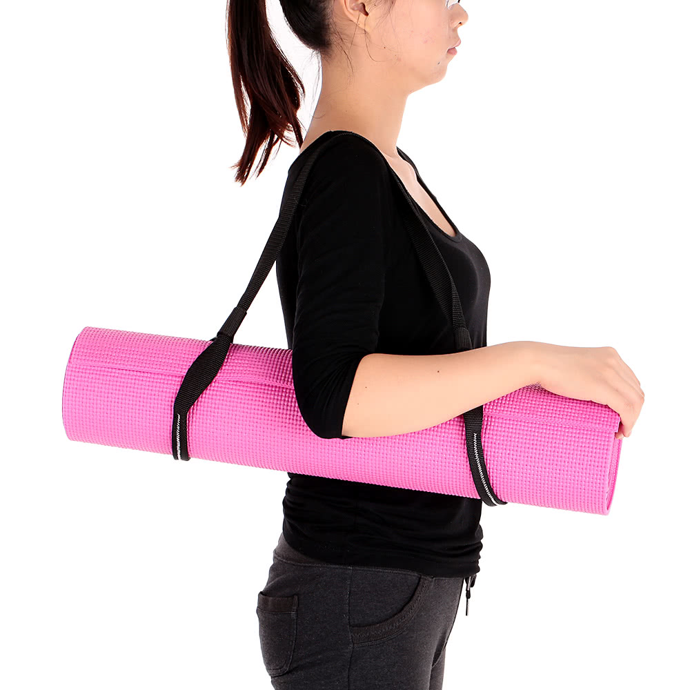 Adjustable Yoga Mat Carrying Strap S End 3 11 2018 6 15 Pm