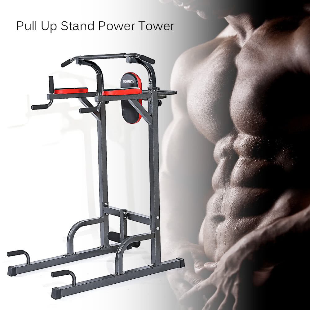 $20 OFF TOMSHOO Adjustable Sturdy Steel Fitness Equipment,limited offer $49.99