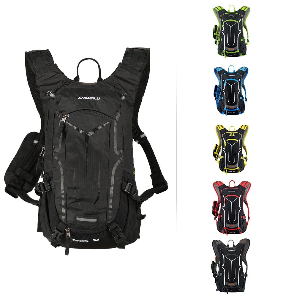 $6 OFF Lixada 18L Water-resistant Breathable Shoulder Backpack,free shipping $23.99