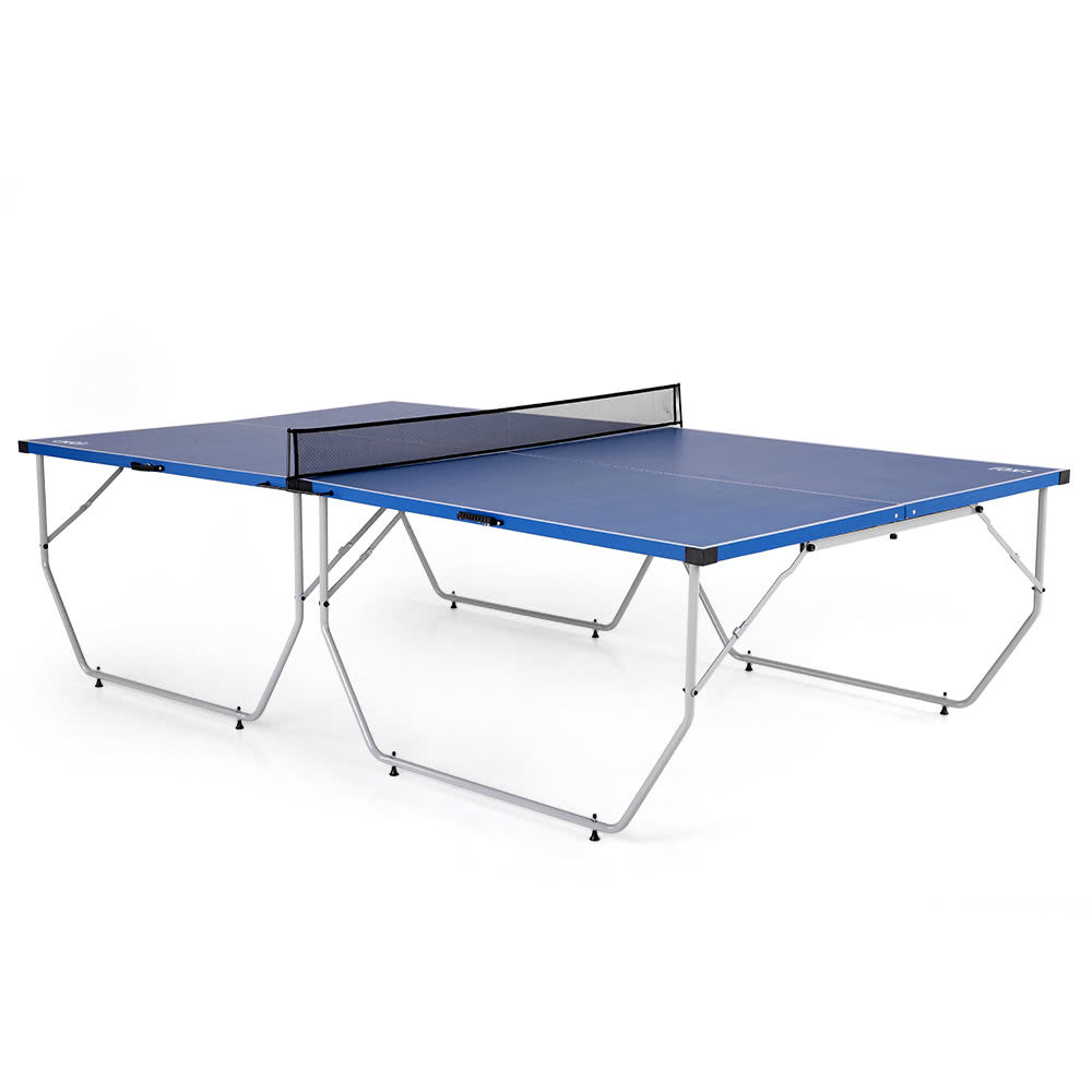 lixada folding table tennis table ping pong table indoor sales online blau tomtopcom - Ping Pong Tables For Sale