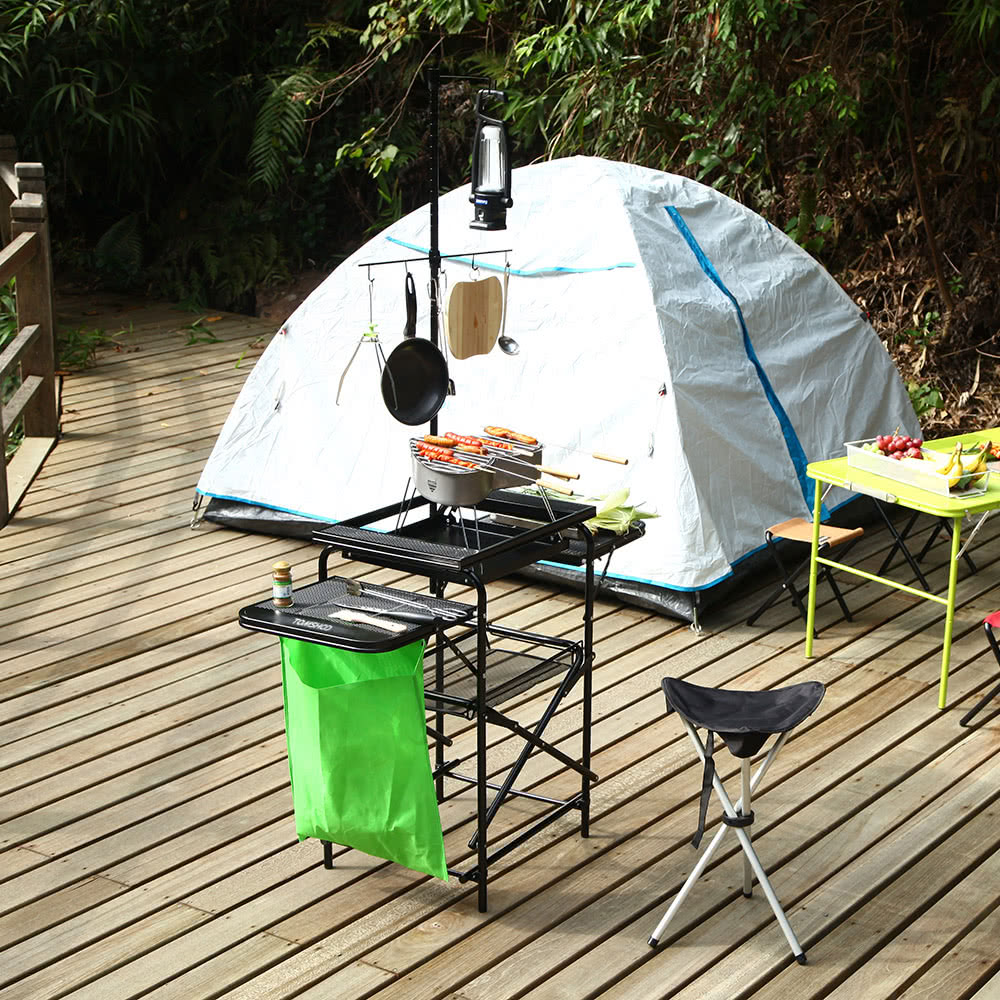 Outdoor cooking coupon