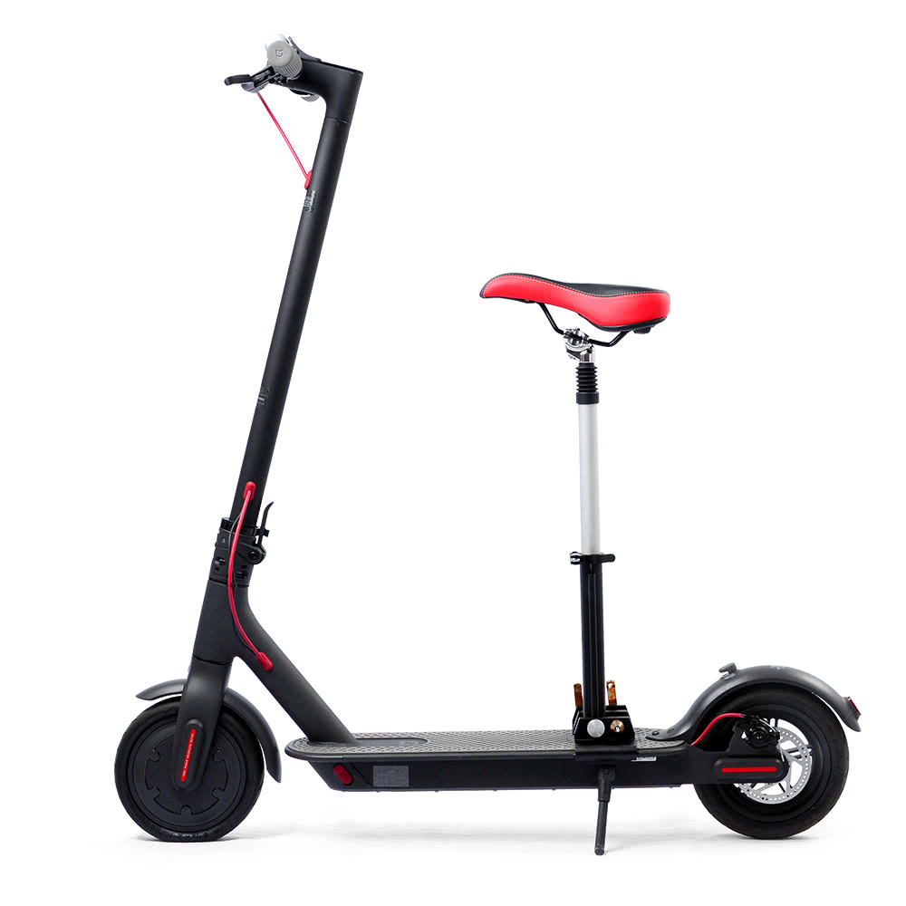 retractable seat for xiaomi m365 electric scooter ebay. Black Bedroom Furniture Sets. Home Design Ideas
