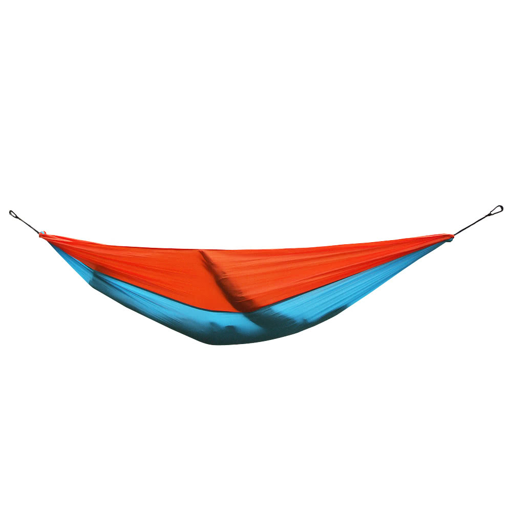 Lixada Portable Durable Compact Nylon Fabric Traveling Camping Sales Online  Blue + Orange   Tomtop.com