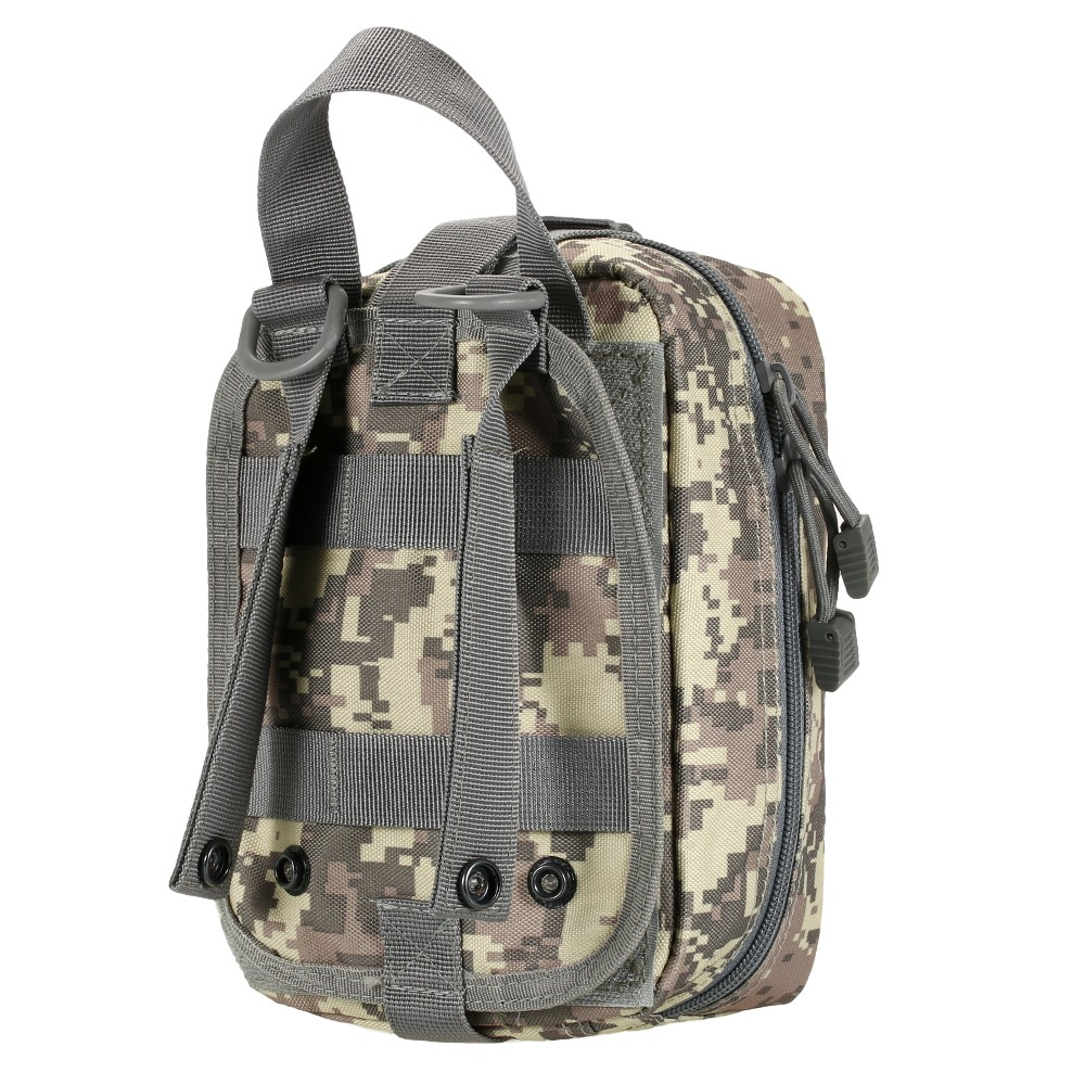 lixada outdoor molle medical pouch first aid kit utility bag sales online acu tomtopcom