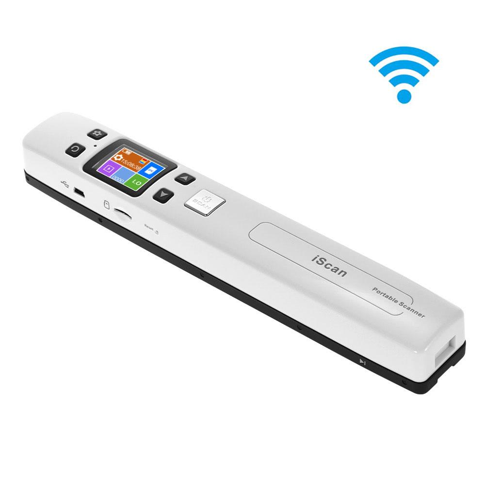 35 off wifi 1050dpi portable wand scanner limited offer. Black Bedroom Furniture Sets. Home Design Ideas