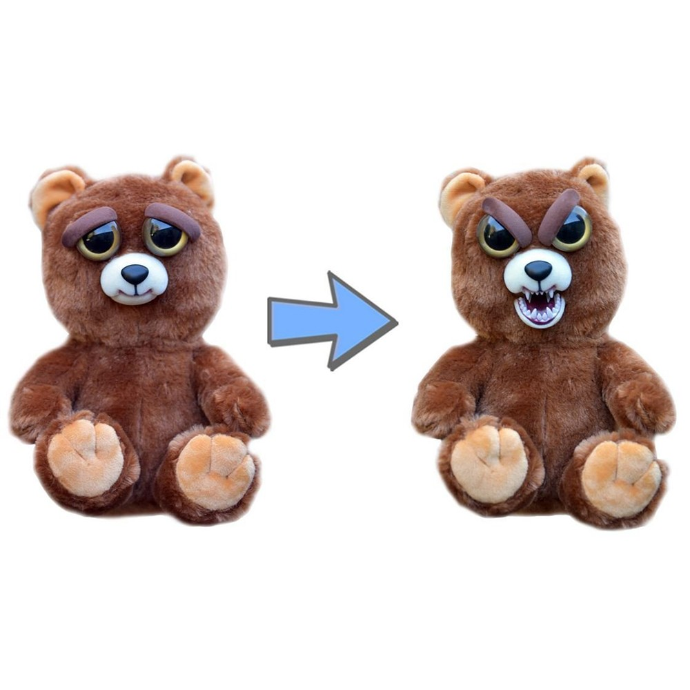 $3 OFF Feisty Pets Toy Bear,free shipping $13.99