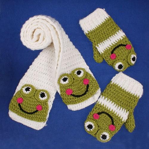 Cartone animato filato di lana filata a mano sciarpa