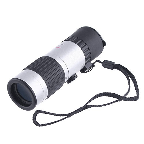 Compact Pocket-Sized 15-55x Mini Zoomable Monocular Telescope