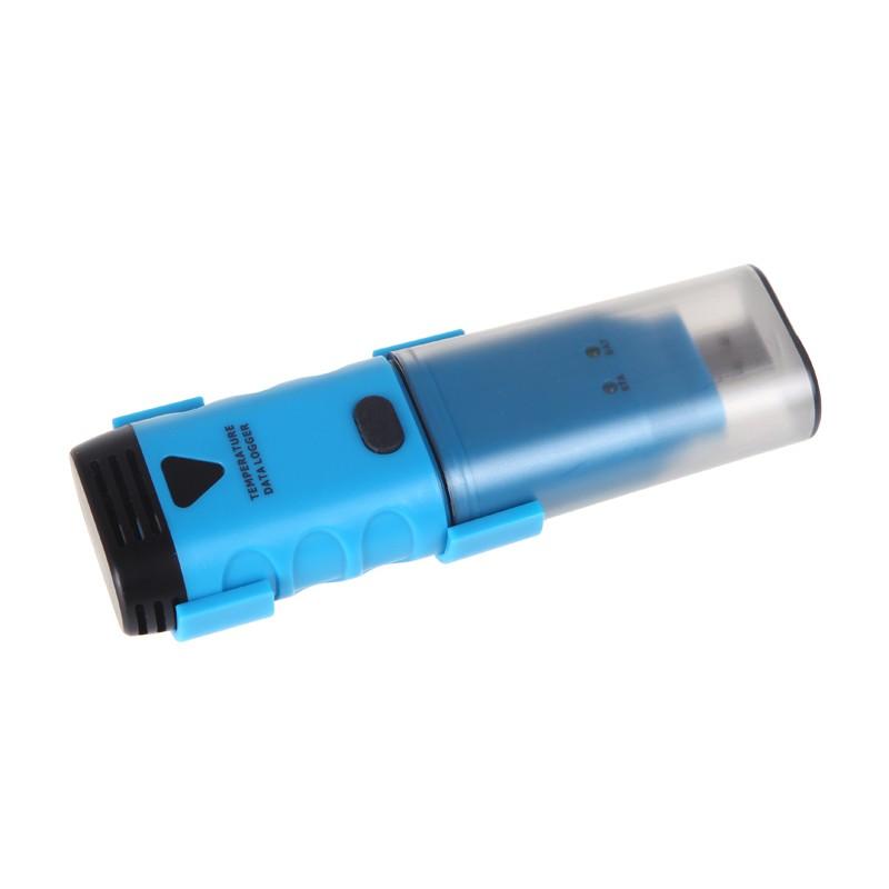 Usb enregistreur de temp rature enregistreur point de for Point de rosee chaudiere bois