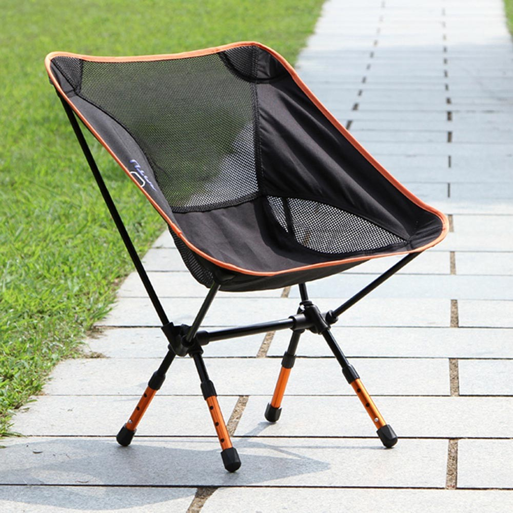 Outdoor Camping Chair portable folding camping stool chair seat for fishing festival