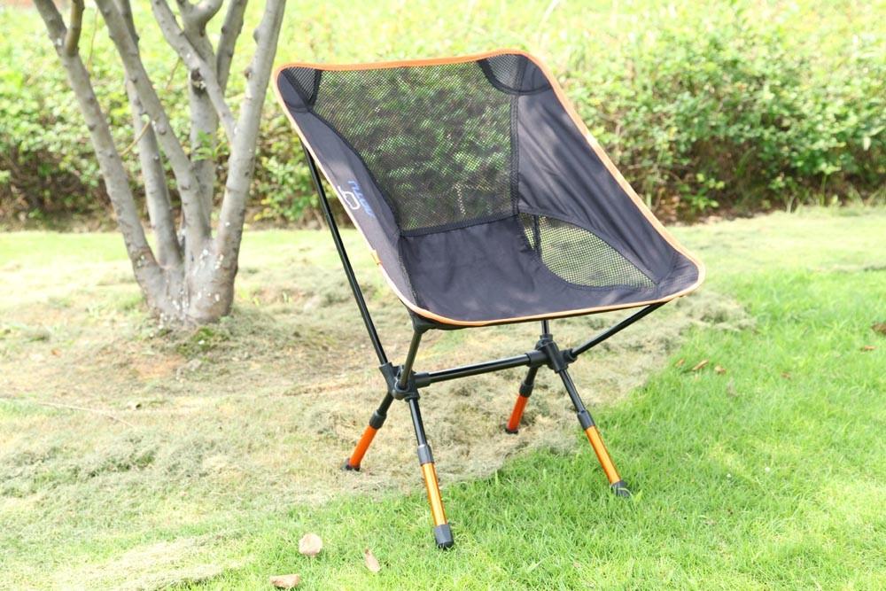 Tragbare Klapphocker Camping-Stuhl Sitz für Angeln Festival - Tomtop.com