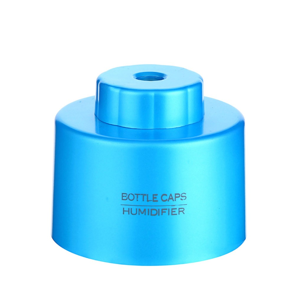 Small Humidifiers Bedroom Only Us617 Blue Usb Portable Abs Water Bottle Cap Humidifier Dc