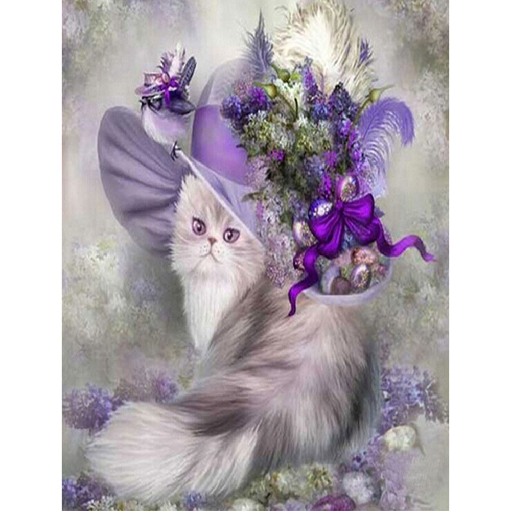 foreign lilac cat color