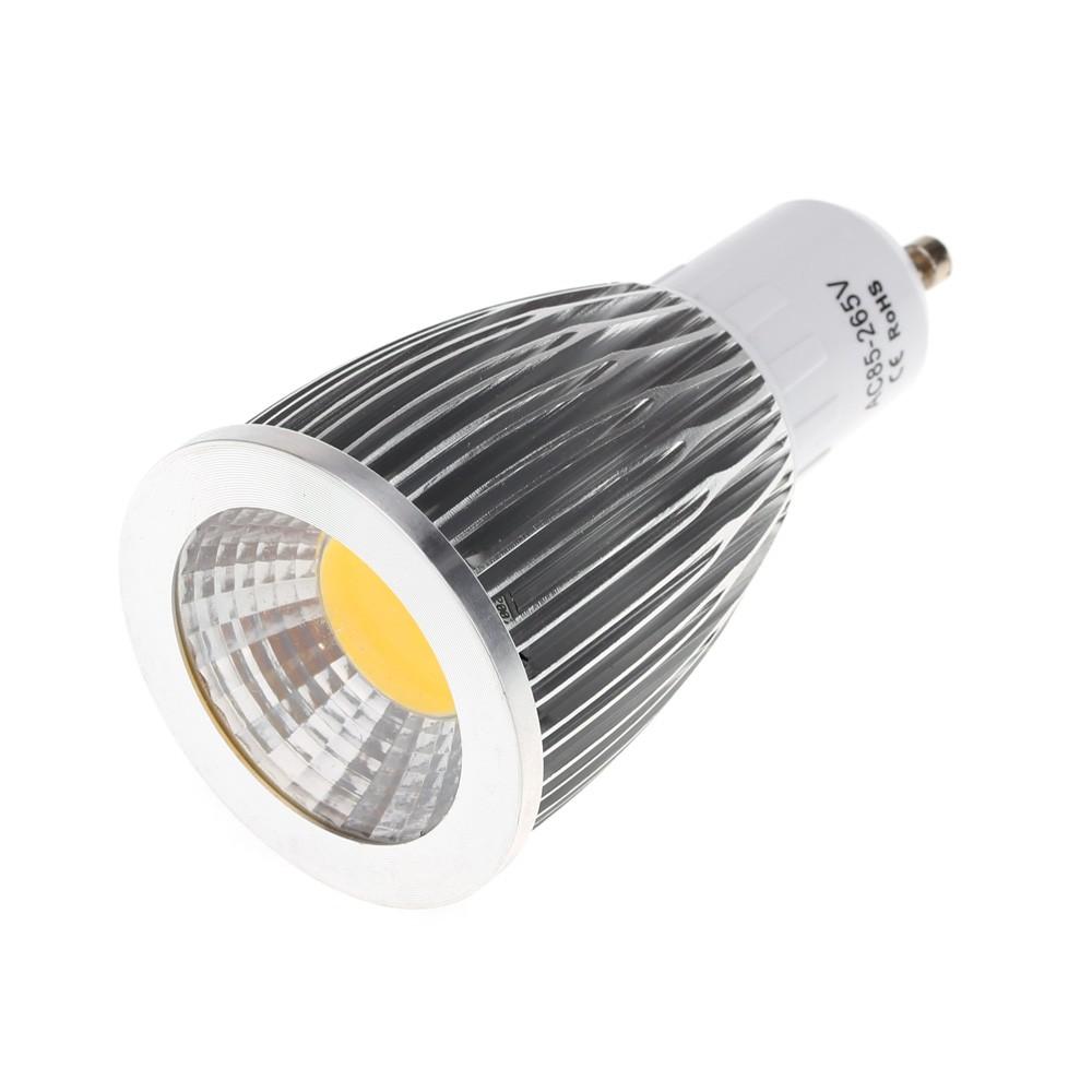 gu10 9w s n spot led lampe ampoule haute puissance. Black Bedroom Furniture Sets. Home Design Ideas