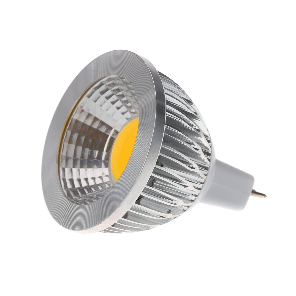 Mr16 5w cob led spot light lamp bulb high power energy saving sales online 5w white Mr16 bulb