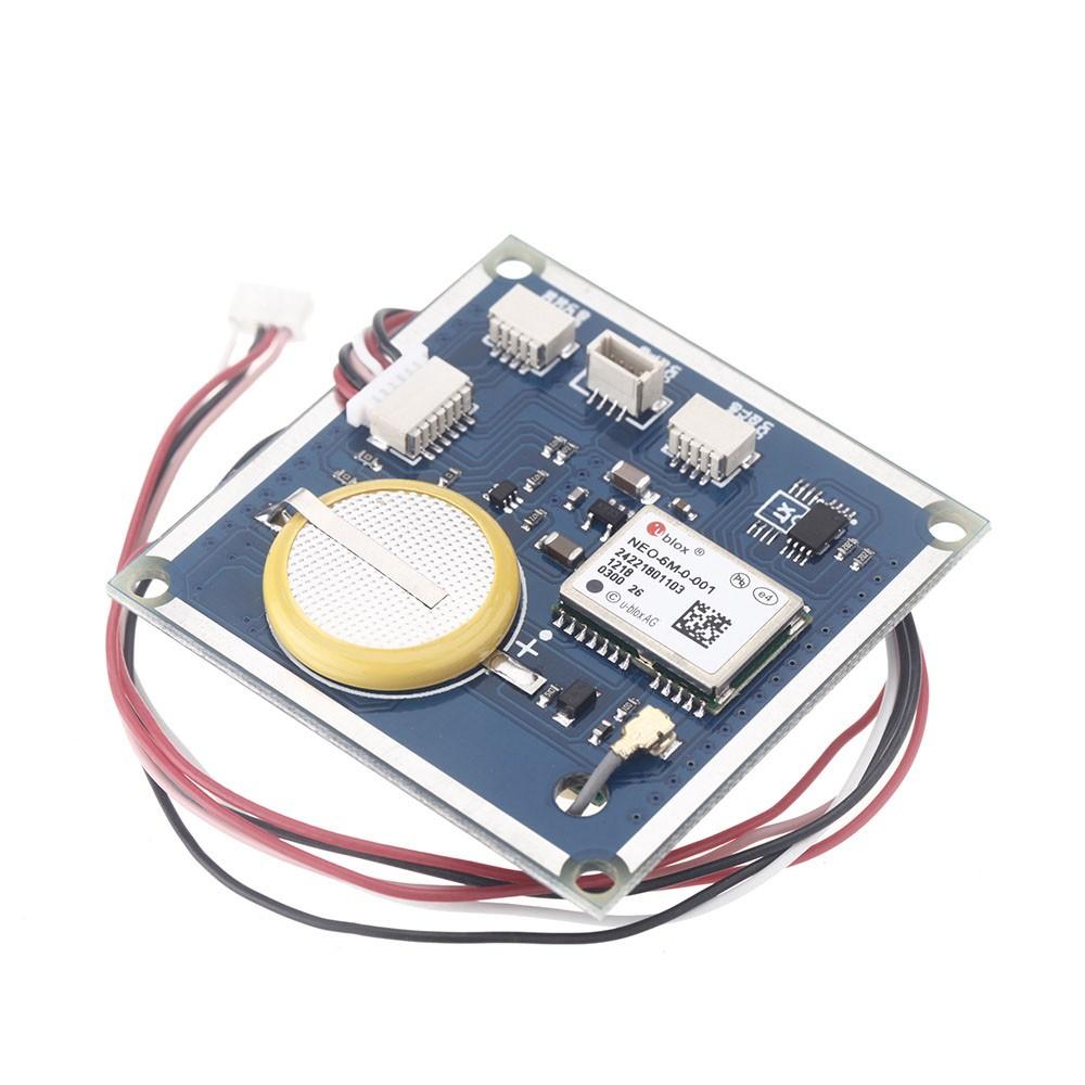use Arduino mega2560 to drive U-BLOX NEO-6M GPS module
