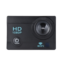 "2 ""LCD 12MP 1080P WiFi Action Sports Camera"