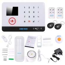 OWSOO 433MHz Wireless WIFI Door Sensor Alarm Security System