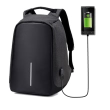 USB Plug Charging Multi-functional Outdoor Travel Student Bag