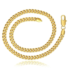 N832-A Wholesale Nickle Free Antiallergic 18K Real Gold Plated Necklace pendants New Fashion Jewelry