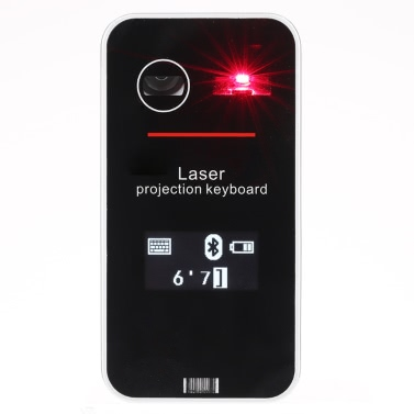 Mini Portable Laser Projection Bluetooth Virtual Keyboard & Mouse for Iphone Ipad Smart phone Tablets PC