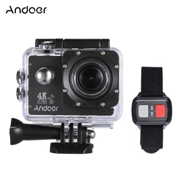 Andoer AN4000 4K 30fps 16MP WiFi Action Sports Camera