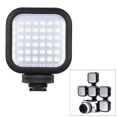 Godox LED36 Video Light 36 LED Lights for DSLR Camera Camcorder mini DVR