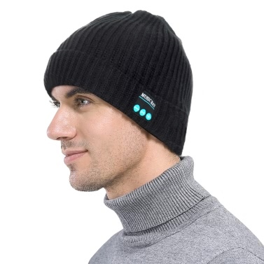 Wireless Bluetooth Smart Unisex Musical Hat