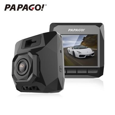 PAPAGO D1 Car DVR PPG 8030 Dual Core 1440P 2.0 inch 145 Degree Angle Dash Cam Video Recorder