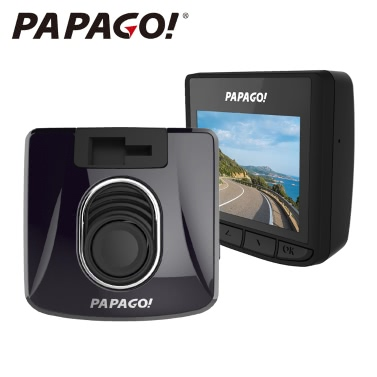 PAPAGO Gosafe 350 mini Car DVR Novatek 96650 1080P 2.0 inch Screen 142 Degree Angle Dashboard Video Recorder