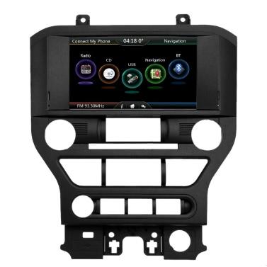 8inch 720P Car GPS Navigation Multimedia Player