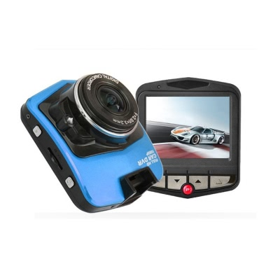2.4 Inch 1080P Full HD 140 Degree Wide Angle Car DVR with Night Vision