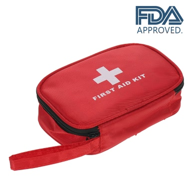 FAK-N01 40PCS portable Water-proof first aid kit Contains medical first-aid supplies