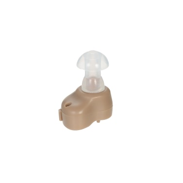 AXON K-80 Ear Hearing AmplifierITC Volume Control Personal Sound 4 Silicone Earplug CE & ROHS Approved