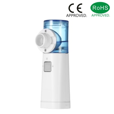 Decdeal Medical Handheld Mesh Nebulizer Ultra Silent Help relieve respiratory symptoms of asthma COPD etc