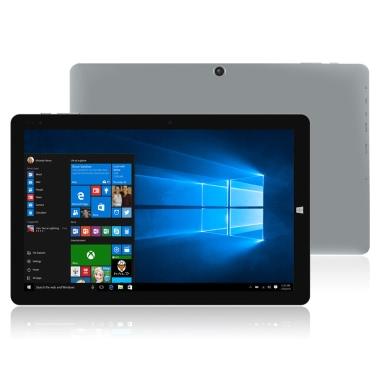 "CHUWI Hi10 Pro Tablet PC Dual Boot Cherry Trail Z8350 Remix/Windows 10 Ultra-slim 8.5mm All-metal Quad Core 10.1"" IPS Screen 1.84GHz 16:9 4GB RAM 64GB ROM 2MP 2MP Dual Cameras USB Type-C Double Speaker"