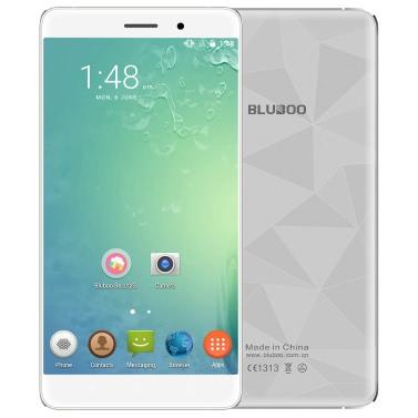 Original BLUBOO Maya 5.5inch HD JDI TFT Screen 1280*720pix 3G WCDMA Smartphone 64bit MTK6580A Quad-Core 1.3GHz 2GB+16GB Android 6.0 8.0MP+13.0MP Dual Camera 3000mAh Battery Cellphone