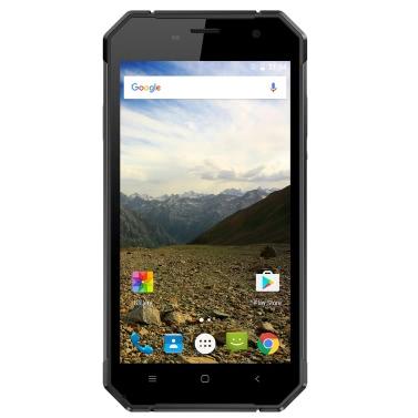 NOMU S30 IP68 Waterproof 5.5 Inches 4G Smartphone 4GB RAM+64GB ROM -Black