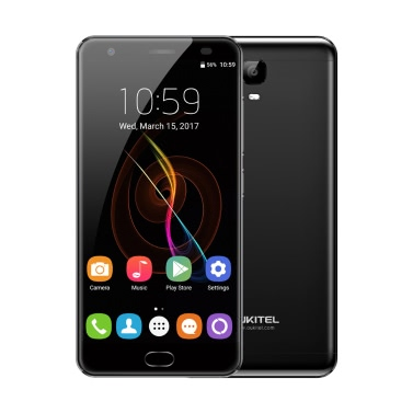 OUKITEL K6000 Plus 4G Smartphone 5.5 Inches 4GB RAM+64GB ROM 12V/2A Fast Charge