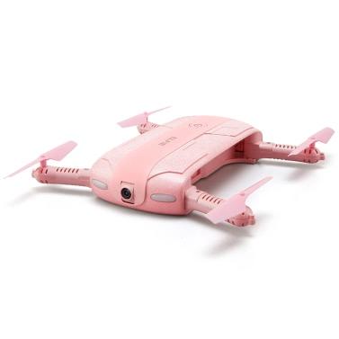 JJRC H37 ELFIE Mini Foldable Selfie Drone RC Quadcopter - Pink