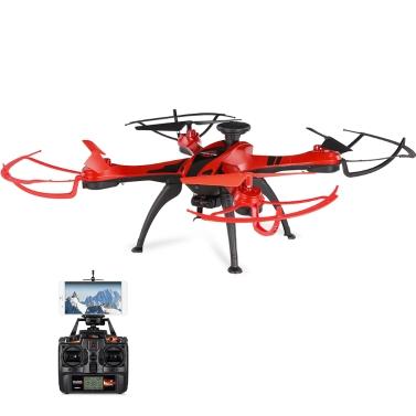 FEI LUN FX176C2 GPS WiFi FPV RC Quadcopter - RTF