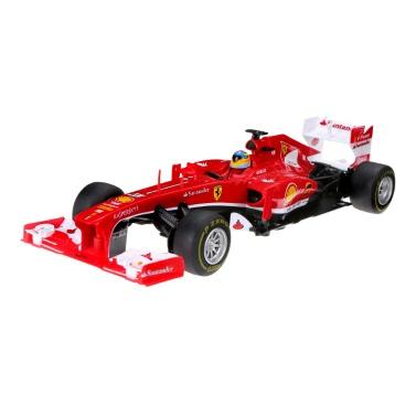 Original RASTAR 53800 1/18 Ferrari F1 RC Radio Remote Control Car Speed Racing Car Drift Track Vehicle Boys Toy Gift