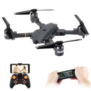 Attop XT-1 2.4G Faltbare Drohne WIFI FPV RC Quadcopter - RTF