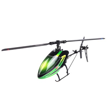 Walkera New V120D02S 2.4G 6 Axis System 6CH 3D RTF Flybarless Green RC Helicopter w/ White DEVO 10 Transmitter Model 2 (Walkera 6CH 3D Helicopter;V120D02S Flybarless Helicopter; DEVO 10 Transmitter)