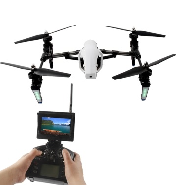 WLtoys Q333-A 5.8G FPV Drone RC Quadcopter - Only Free Shipping to EU/USA