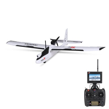 Original XK A1200 5.8G FPV 1080P 3D/6G 1200mm Wingspan Fixed-wing RC Airplane EPO RTF Drone Compatible with S-FHSS