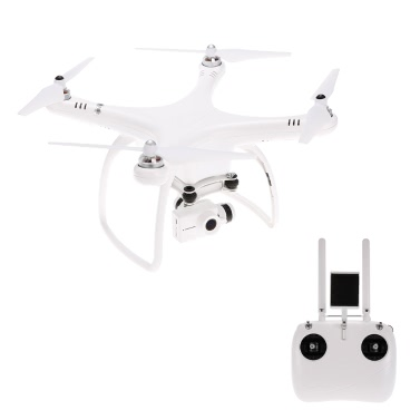 Upair One 5.8G FPV 2.7K HD Camera Brushless GPS Drone 2-Axis Gimbal Aerial Photography One Key Return Altitude Hold RC Quadcopter