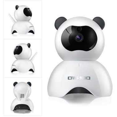 OWSOO 720P Wireless WIFI Pan Tilt HD IP Camera