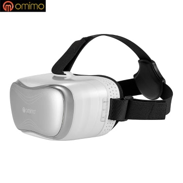 Omimo Immersive Smart Mobile Theater 3D Glasses Headset 1080P Resolution Display