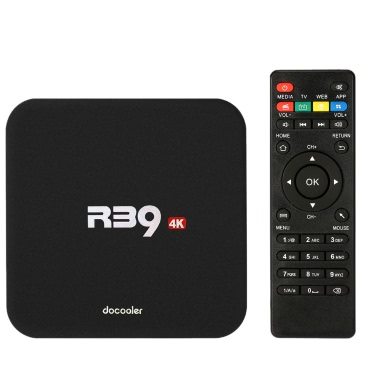 Docooler R39 Smart Android 6.0 TV Box RK3229 1G / 8G